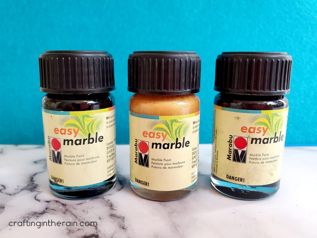 Marabu easy marble paint