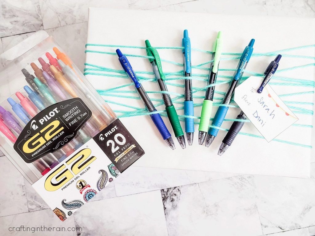 G2 Pilot Pen gift