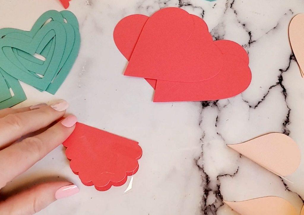 Fold 3D heart