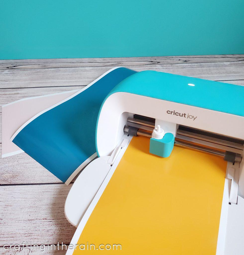 Cricut joy cut smart vinyl