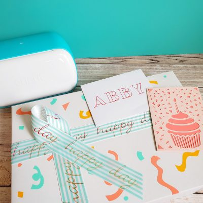 Use Cricut Joy to Make Gifts