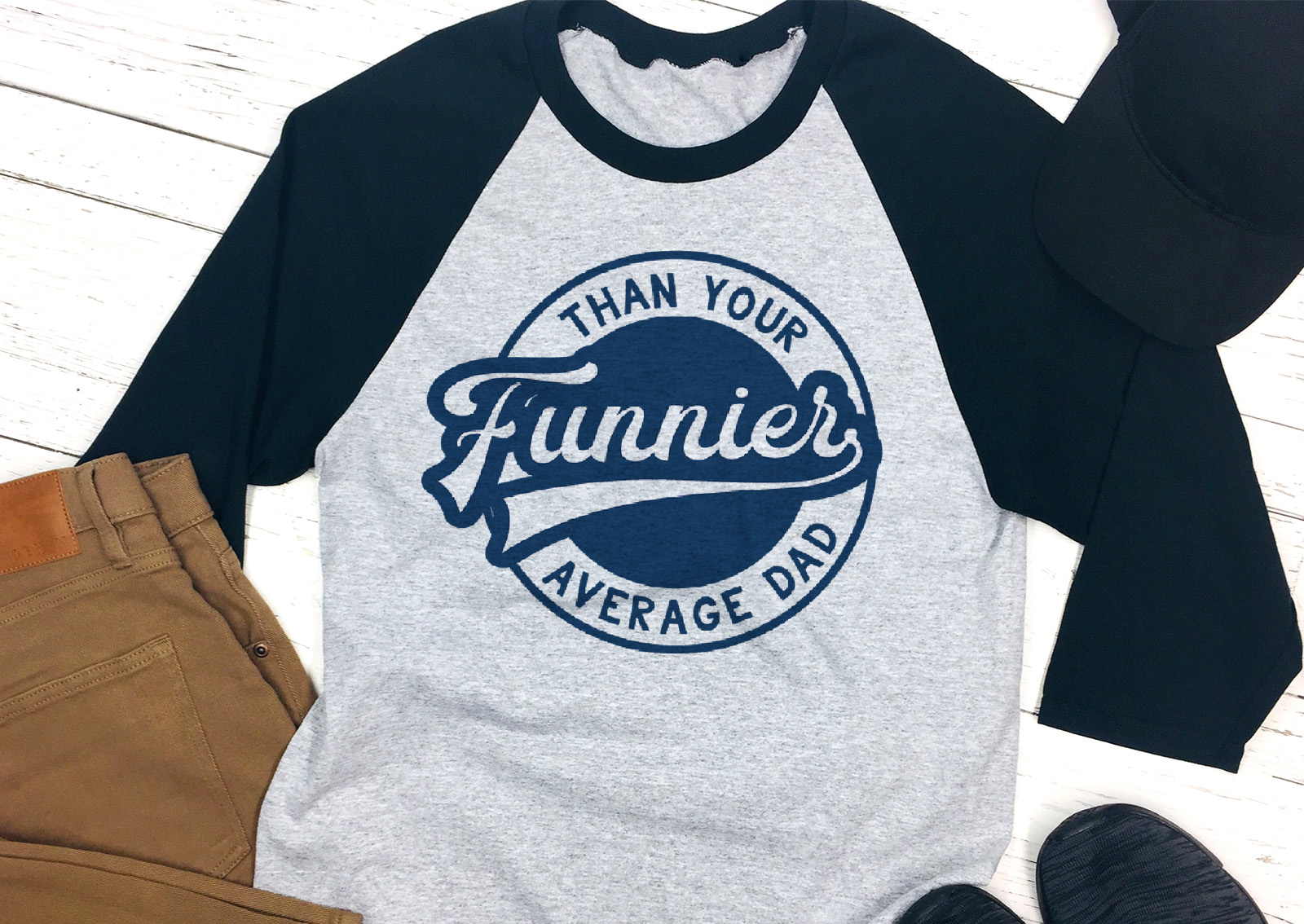 Funny dad t shirt