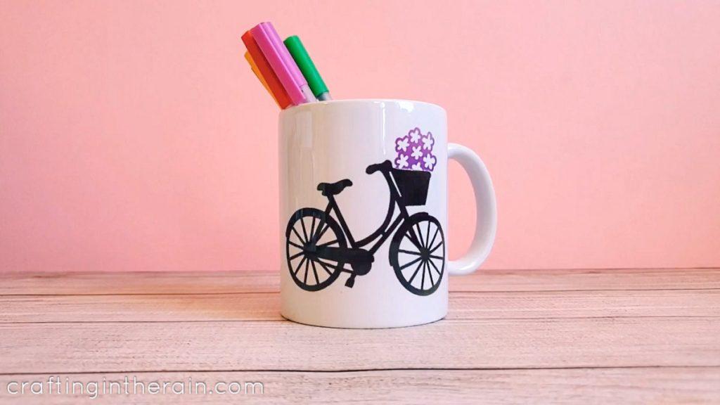 Cricut ink mug