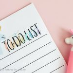 Unicorn To Do List