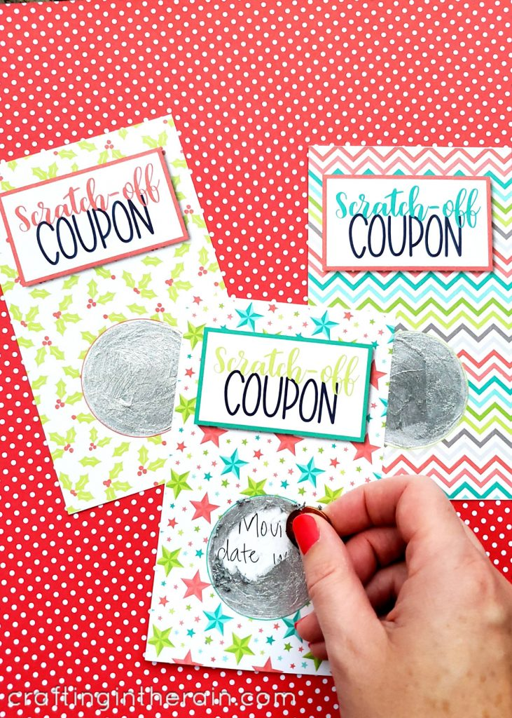 christmas scratch coupons