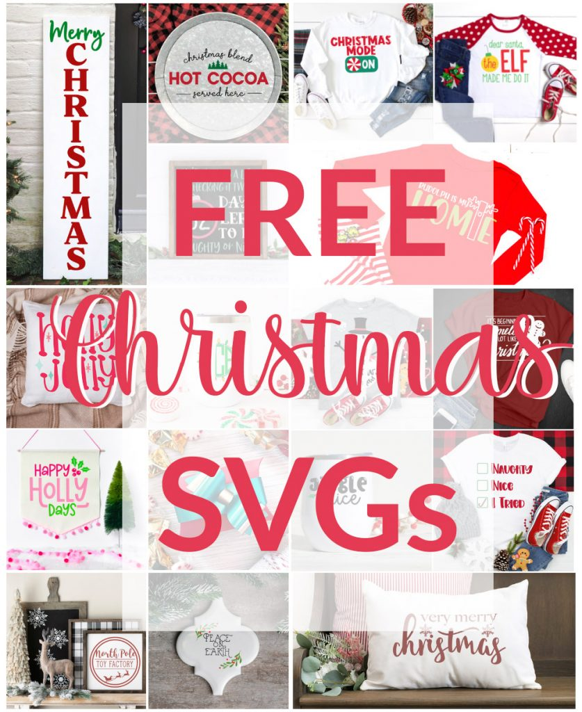 Free Holly Jolly Svg Crafting In The Rain