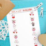 Free Valentine Matching Page