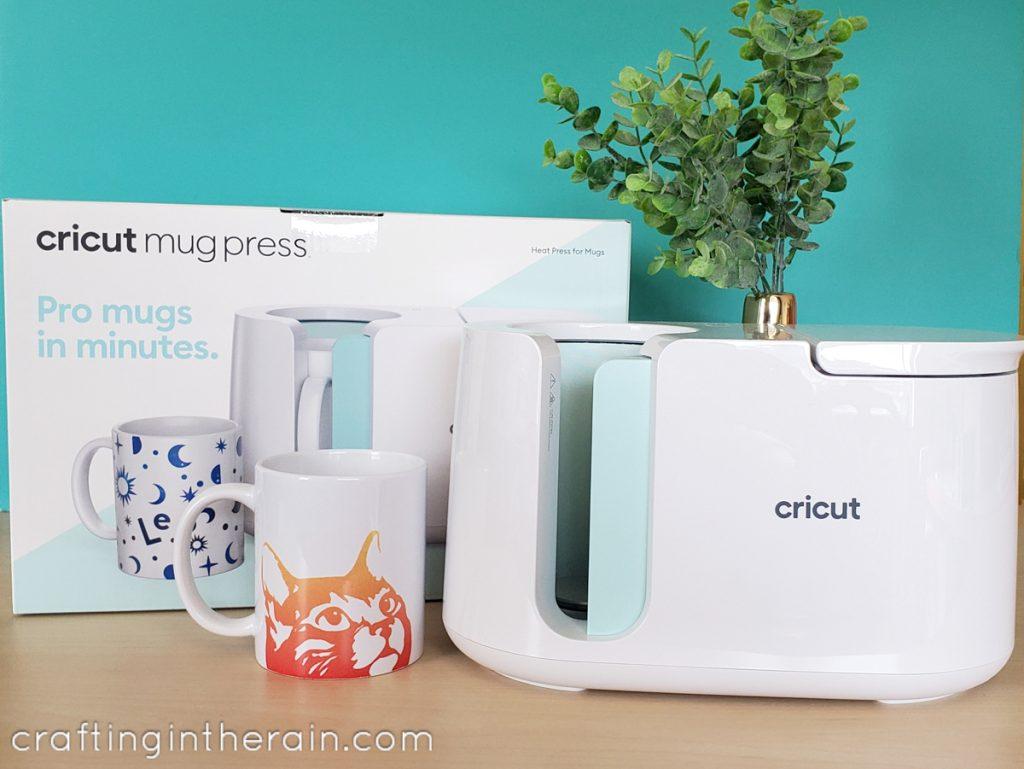cricut mug press packaging