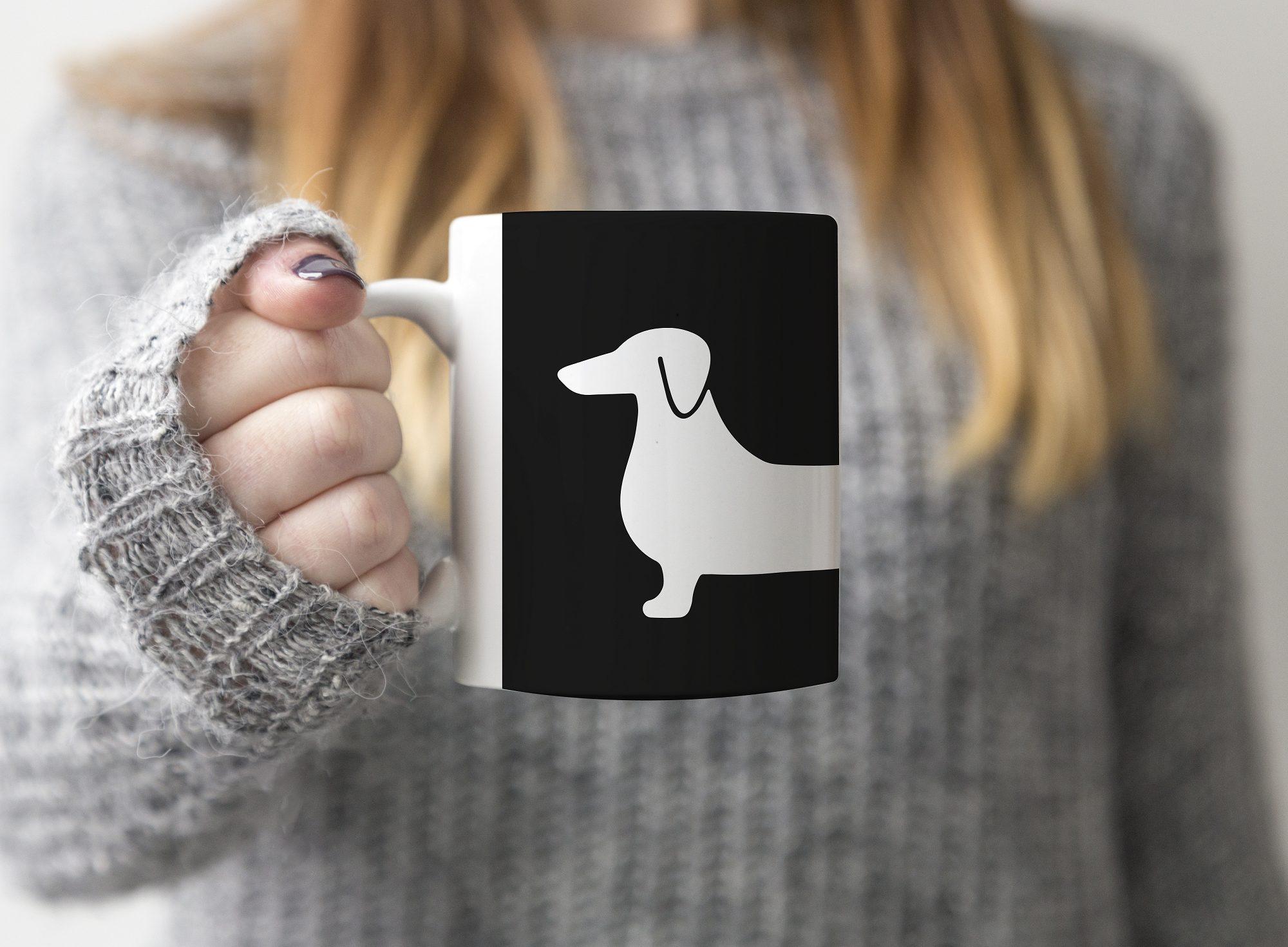 dog mug wrap cricut