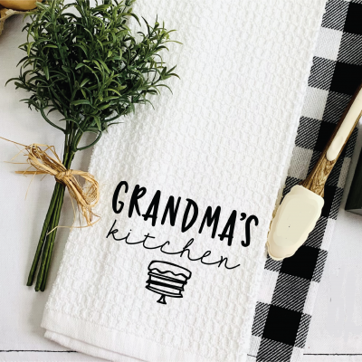 Grandma's Kitchen SVG