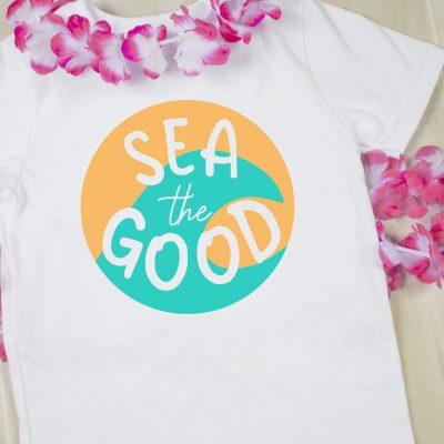Sea the Good SVG