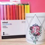 Cricut Mug Press Design with Markers